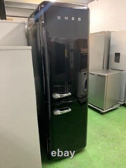 SMEG FAB32LBL3UK 60/40 Fridge Freezer Black