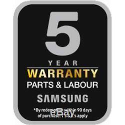 Samsung RR39M7340SA RR7000M A+ Free Standing Larder Fridge 375 Litres Silver