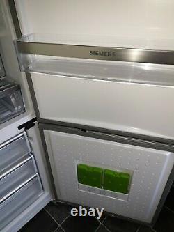 Siemens KG49NAI32G Fridge Freezer A++ Stainless Steel NoFrost Antibacterial 70cm
