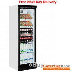 Single Glass Door Food & Beverage Drink Display Fridge @ Free Next Day Delivery