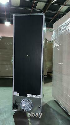 Single Glass Door Fridge Commercial