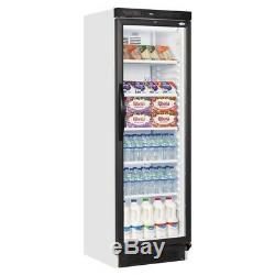 Single Glass Door Shop Drinks Bottle Cooler Display Fridge & Next Day Delivery