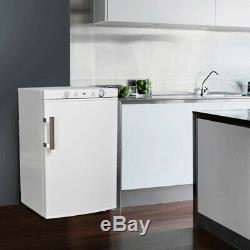 Smad 100 L 3 Way Gas Absorption Fridge Freezer LPG/12V Caravan Home Refrigerator
