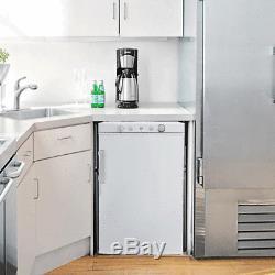 Smad 100L Caravan Motorhome Gas Fridge 3 Way 12V 240V RV Camper Refrigerator