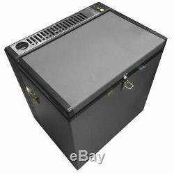 Smad 3 Way 70 L Gas Caravan RV 12V Freezer Truck Absorption Camper Refrigerator