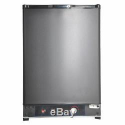 Smad 3Way 60L Gas Absorption RV 12V Fridge Caravan Motorhome Camper Refrigerator