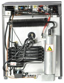 Smad 43L 3 Way Gas RV Caravan Absorption Truck Fridge 12V Motorhome Refrigerator