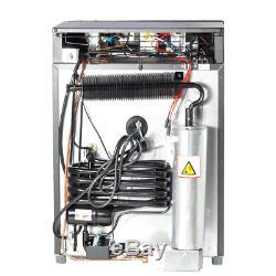 Smad 63L 3 Way Absorption Fridge Propane Gas 12V/240V Caravan Motor home Leisure