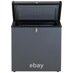 Smad 70 L 3 Way Gas RV Caravan 12V Fridge Freezer Absorption Camper Refrigerator