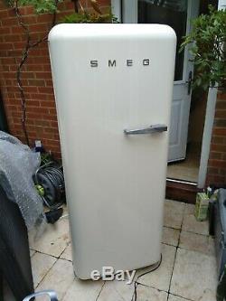 Smeg Retro Style Fridge Freezer Cream