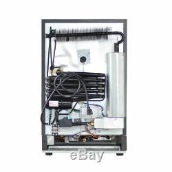 Smeta 40L Absorption Gas Fridge RV Motorhome Campervan Truck Garage LPG/230V/12V
