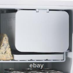 Subcold Eco75 Mini Fridge White 75L Table-Top Model With Ice Box & Lock
