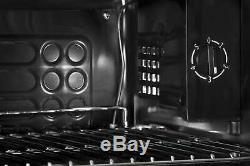 Subcold Super 85 LED Black Refurbished Grade A Beer & Wine Fridge 0-10 °C