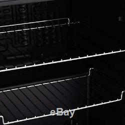 Subcold Super35 LED Beer Bedroom Drinks Fridge Black Refurbished'A' Grade