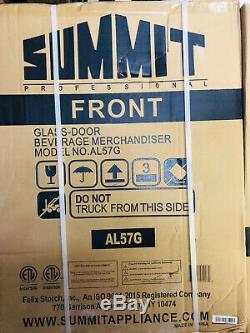 Summit AL57G Summit AL57G 24-Inch-Compliant Beverage Center Stainless Steel