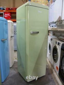 Swan SR11050GN Green Retro Style Tall Larder Fridge 334ltr SR11050 PLT