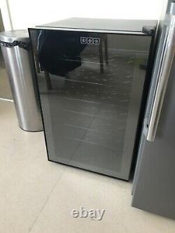 Used wine cooler fridge