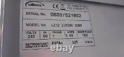 Williams Single Door Stainless Steel Commercial Upright Freezer Warranty