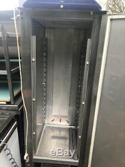 Williams Single Door Stainless Steel Slim-Line Commercial Freezer