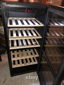 Wine Fridge / Holds 40 Bottles