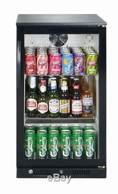 Zero Primo 1 Single Door Bar Beer Fridge FREE DELIVERY